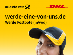 Deutsche Post AG NL BRIEF Bayreuth
